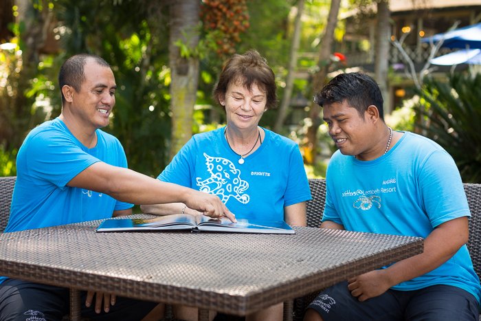 Lembeh Resort Dive Guides