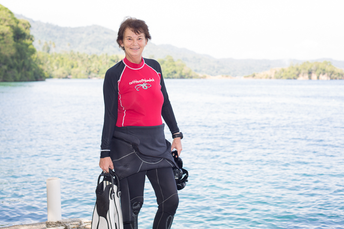 Dive Center Manager Lembeh Resort