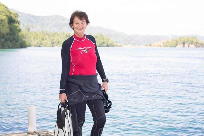 Dive Center Manager Lembeh Resort
