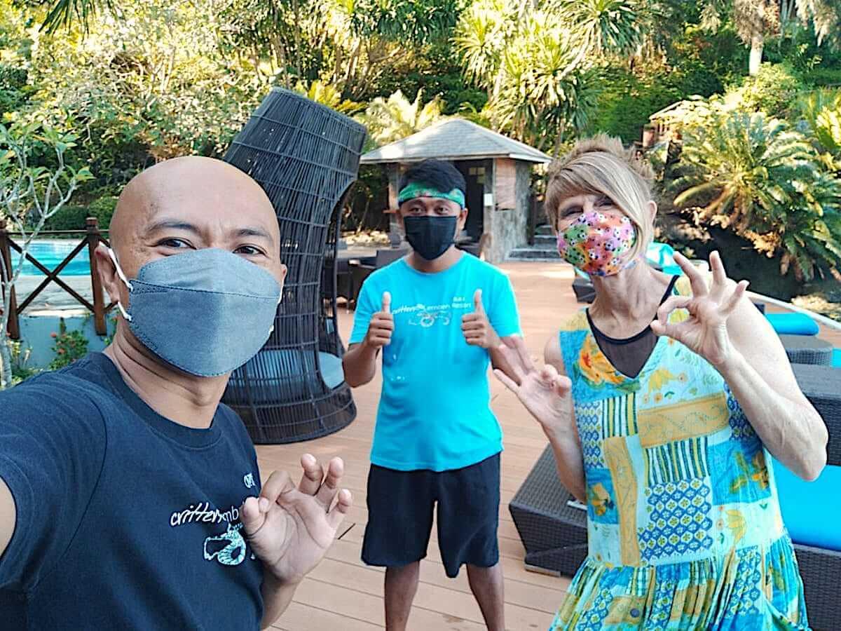 Lembeh Resort Sulawesi