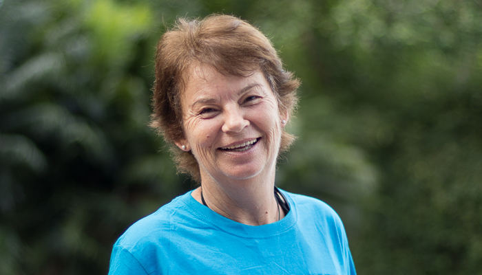 New Dive Center Manager: Welcome Brigitte Gassner