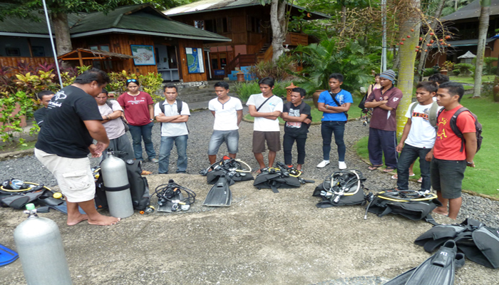 Career Day with Critters@Lembeh