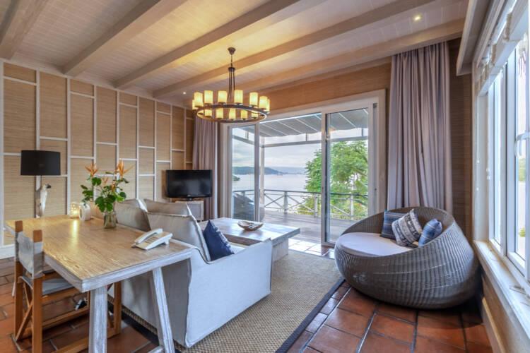 Cliffside Villa Lembeh