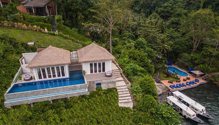 Cliffside Suite Lembeh Resort