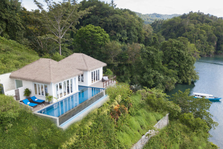 Lembeh Resort Cliffside Villa