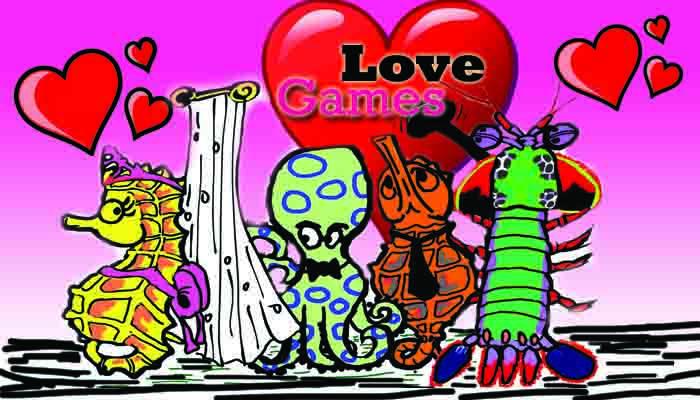 Lembeh Aquatic Love Life Quiz