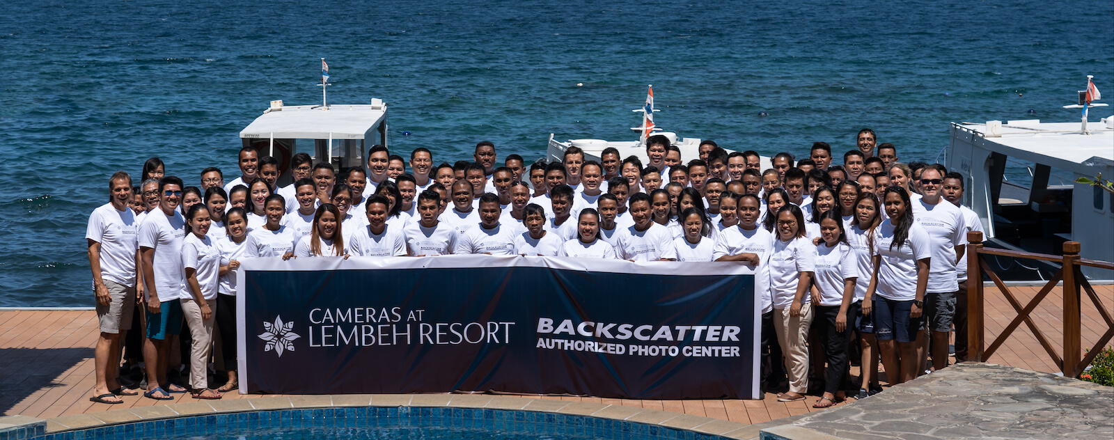 Backscatter Photo Center