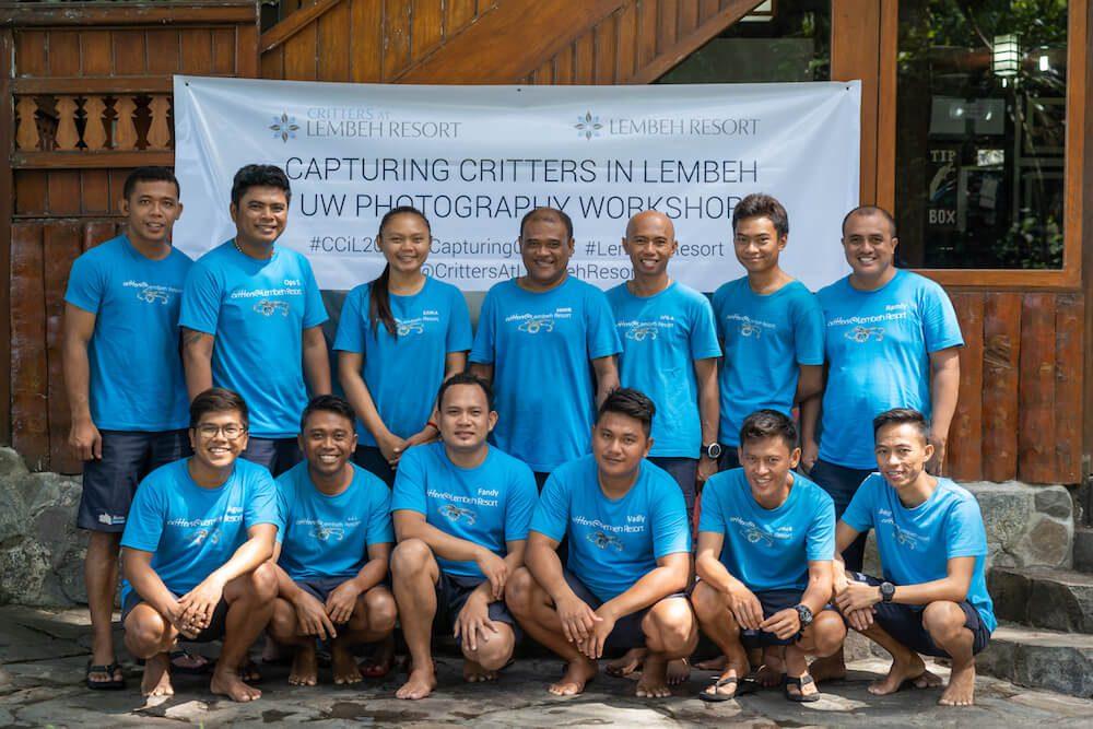 Lembeh Resort Workshop