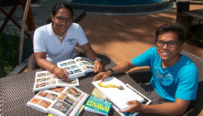 Marine-Biologists-at-Lembeh-Resort