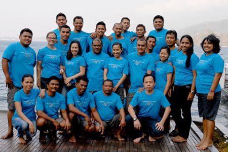 Dive Team2016