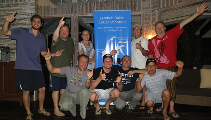 "Lembeh Gulen Critter Shootout Day 7 – 3rd & Final Round ""Fish"" – Open For Voting"
