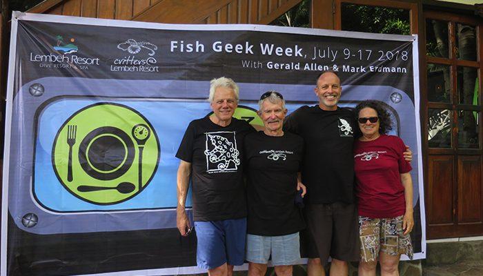 Fish Geek week