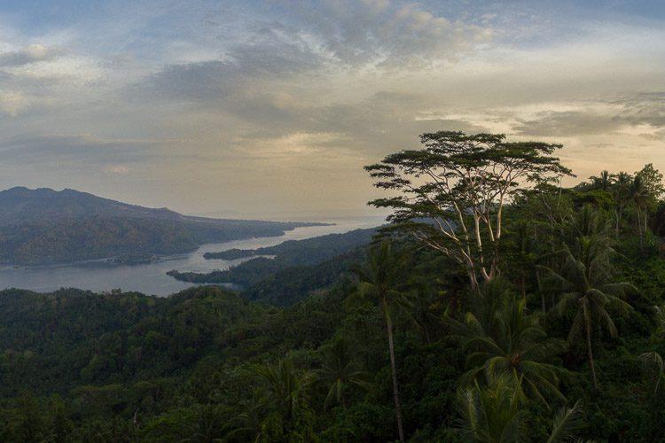 Batu Punteng by Tangkoko National Park