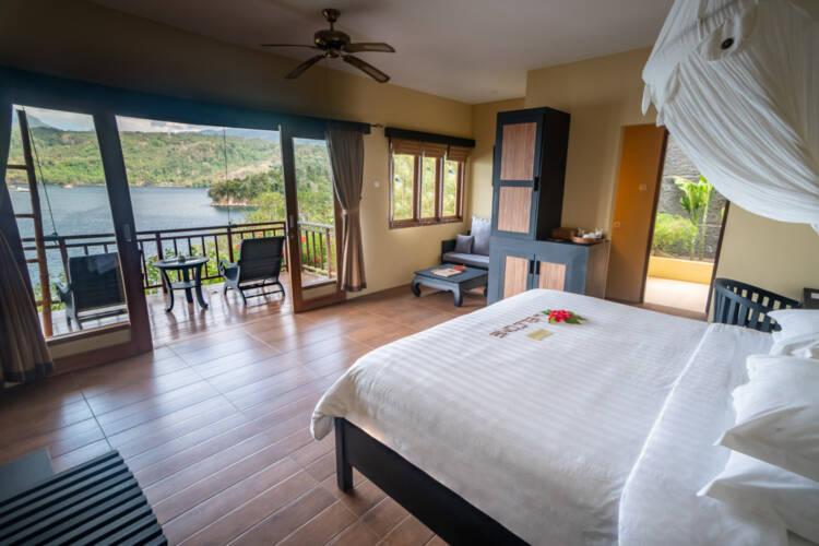 luxury view lembeh resort