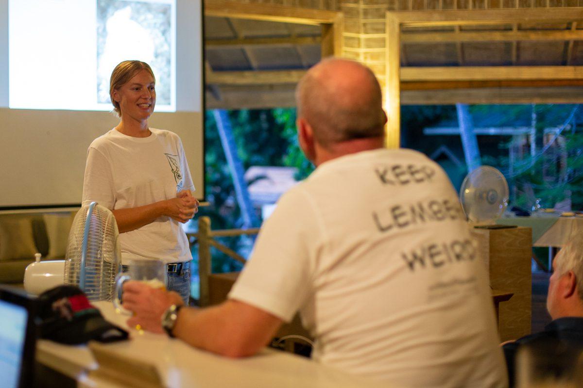 Brandi Mueller Lembeh Resort