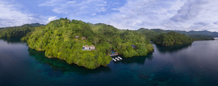 Lembeh Resort Panorama