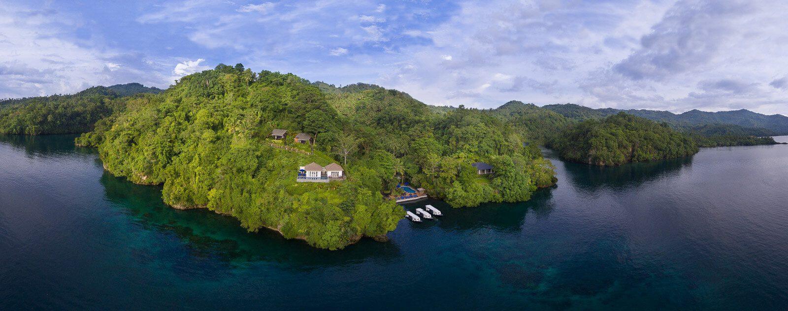 Lembeh Resort Panorama