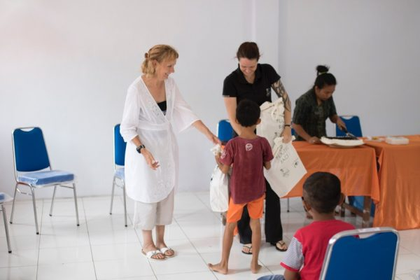 Lembeh Resort School Donations 201600001