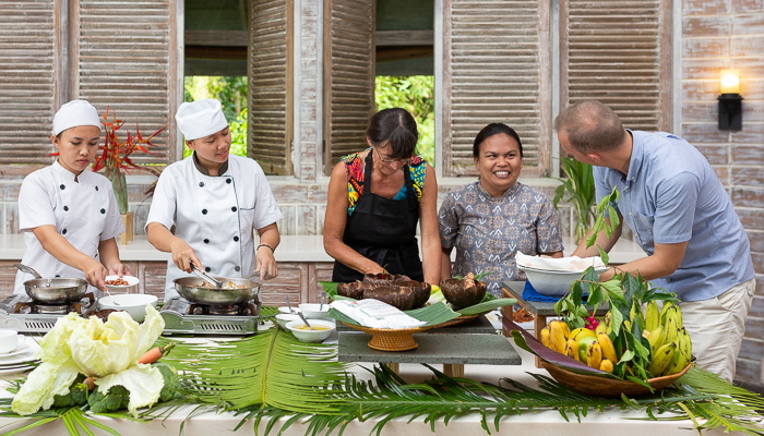 Indonesian Cuisine and Cooking Classes at Lembeh Resort