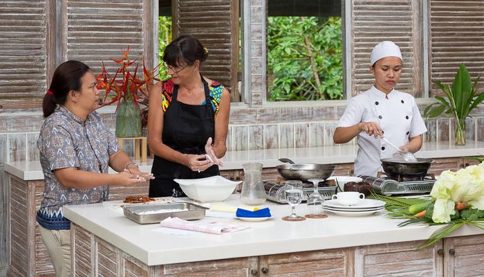 Cooking class Lembeh Resort