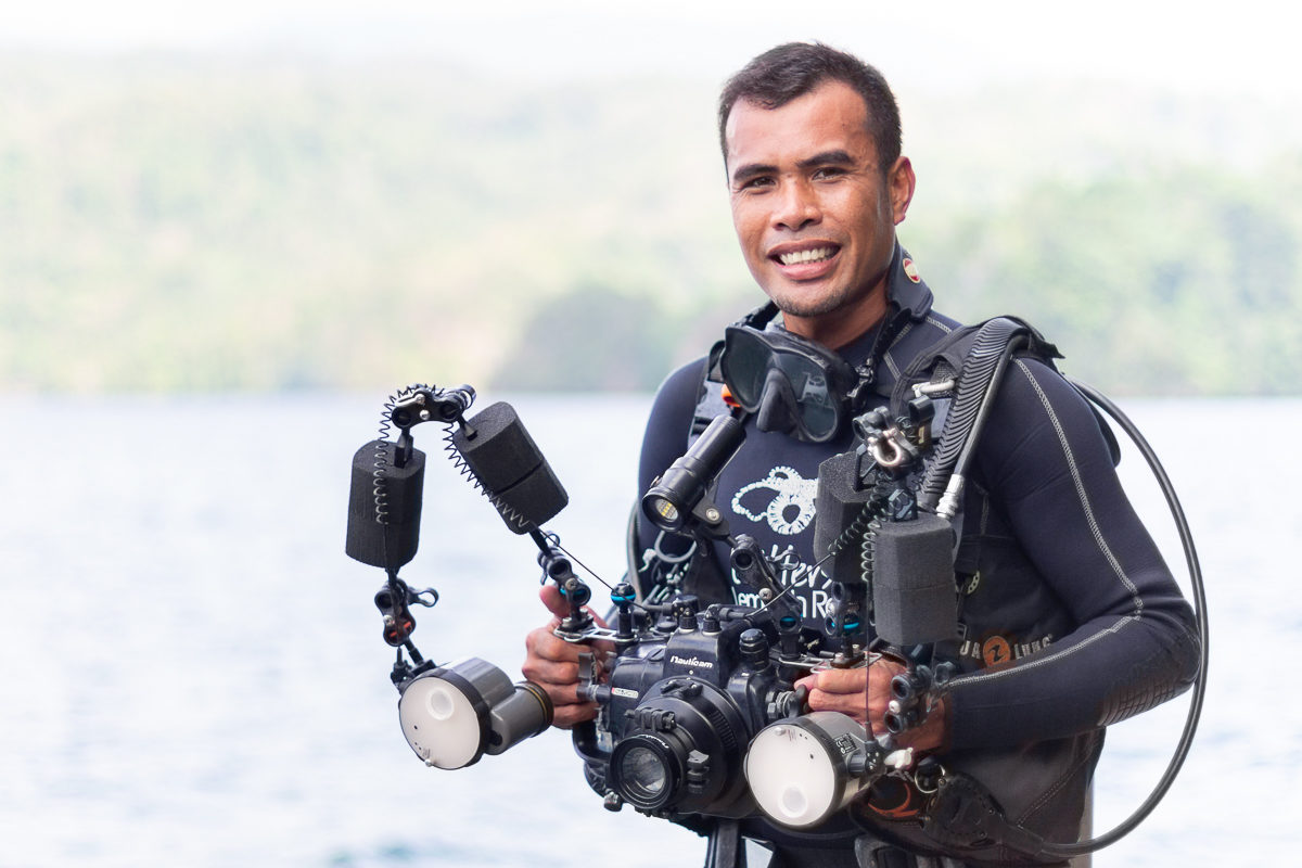 Underwater Photography Workshops in Lembeh