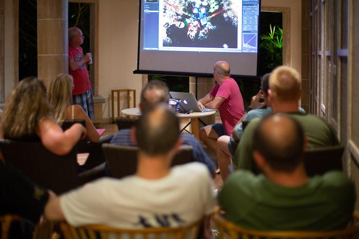 Alex Mustard Wetpixel Workshop