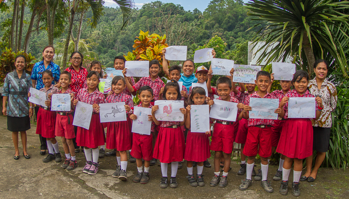 Lembeh Resort Social Commitment