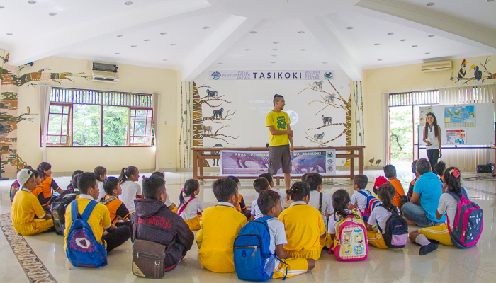 Environmental Education in Lembeh