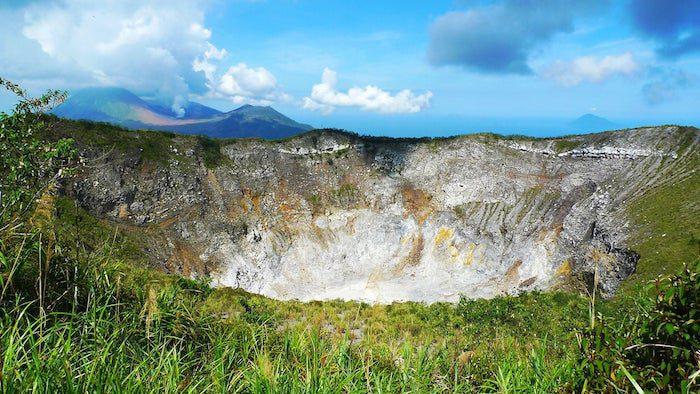 Mahawu Volcano North Sulawesi