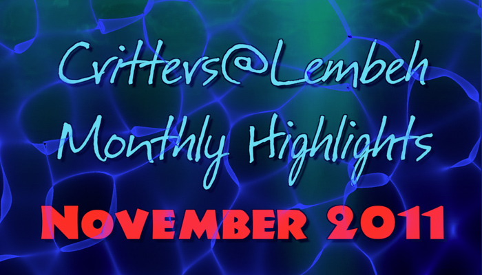 Monthly Highlights Video – November 2011
