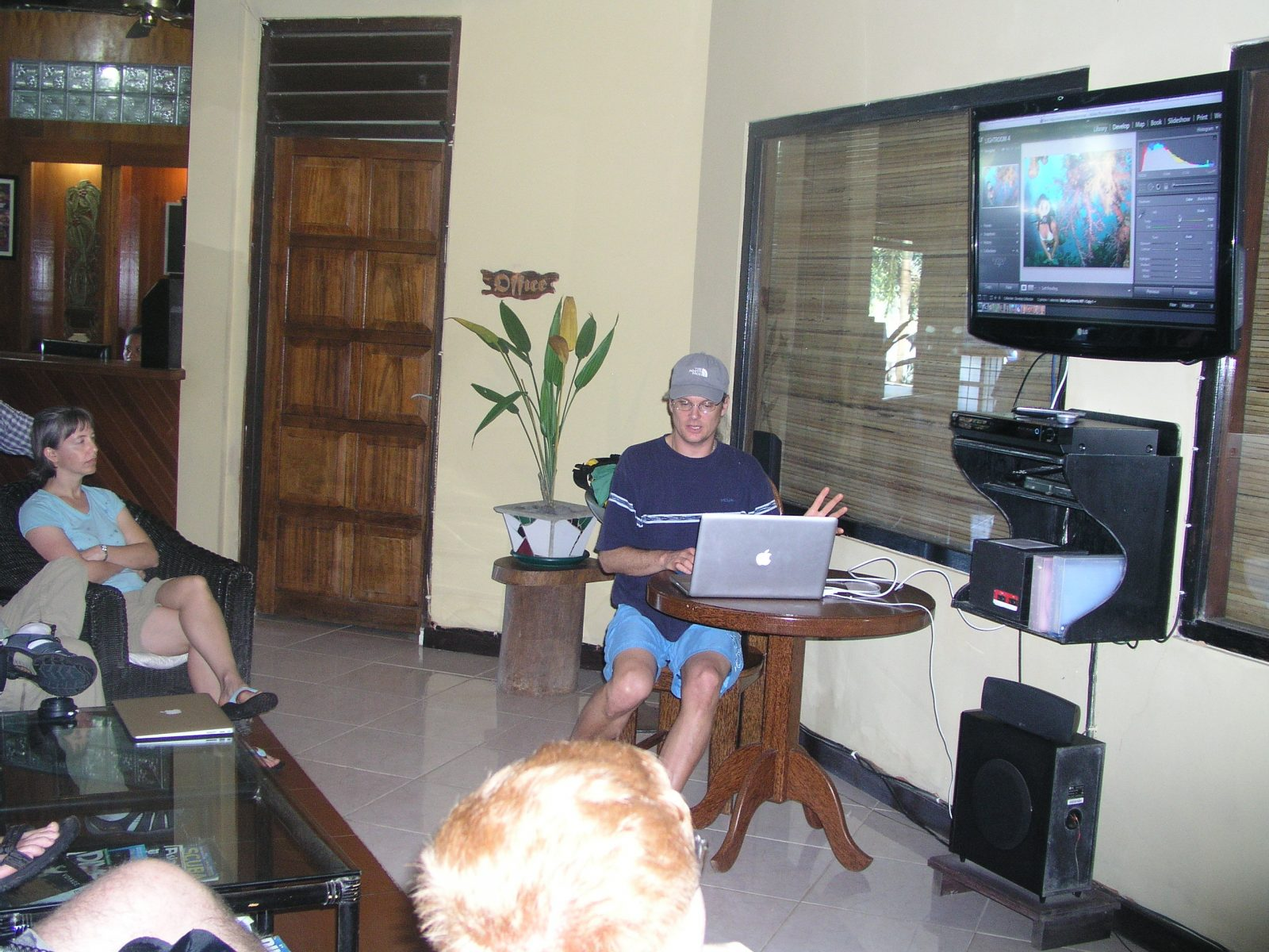 What's Happening on Day Four of 'Capturing Critters @ Lembeh'