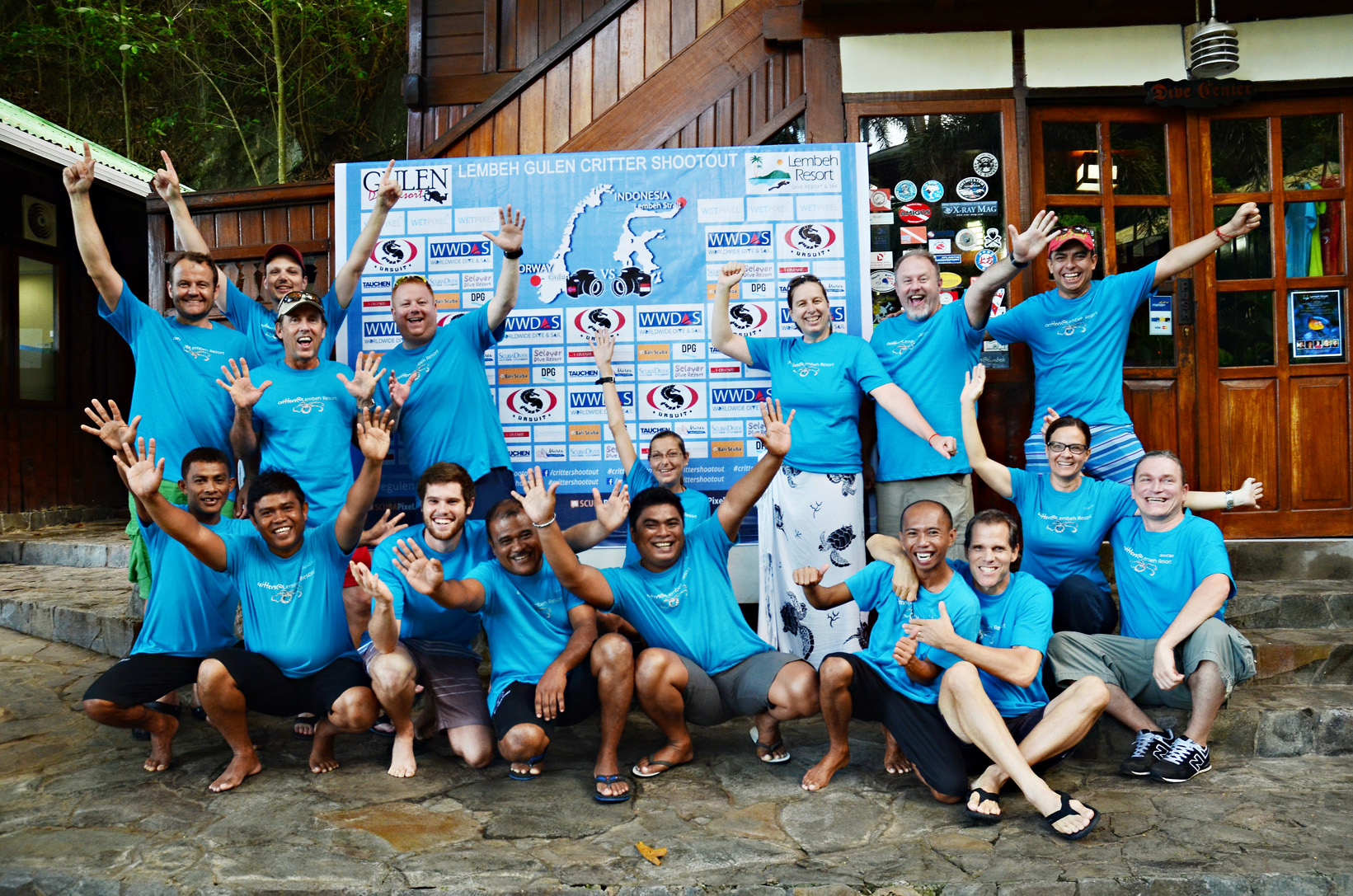 Welcome to the Lembeh Gulen Critter Shootout 2016