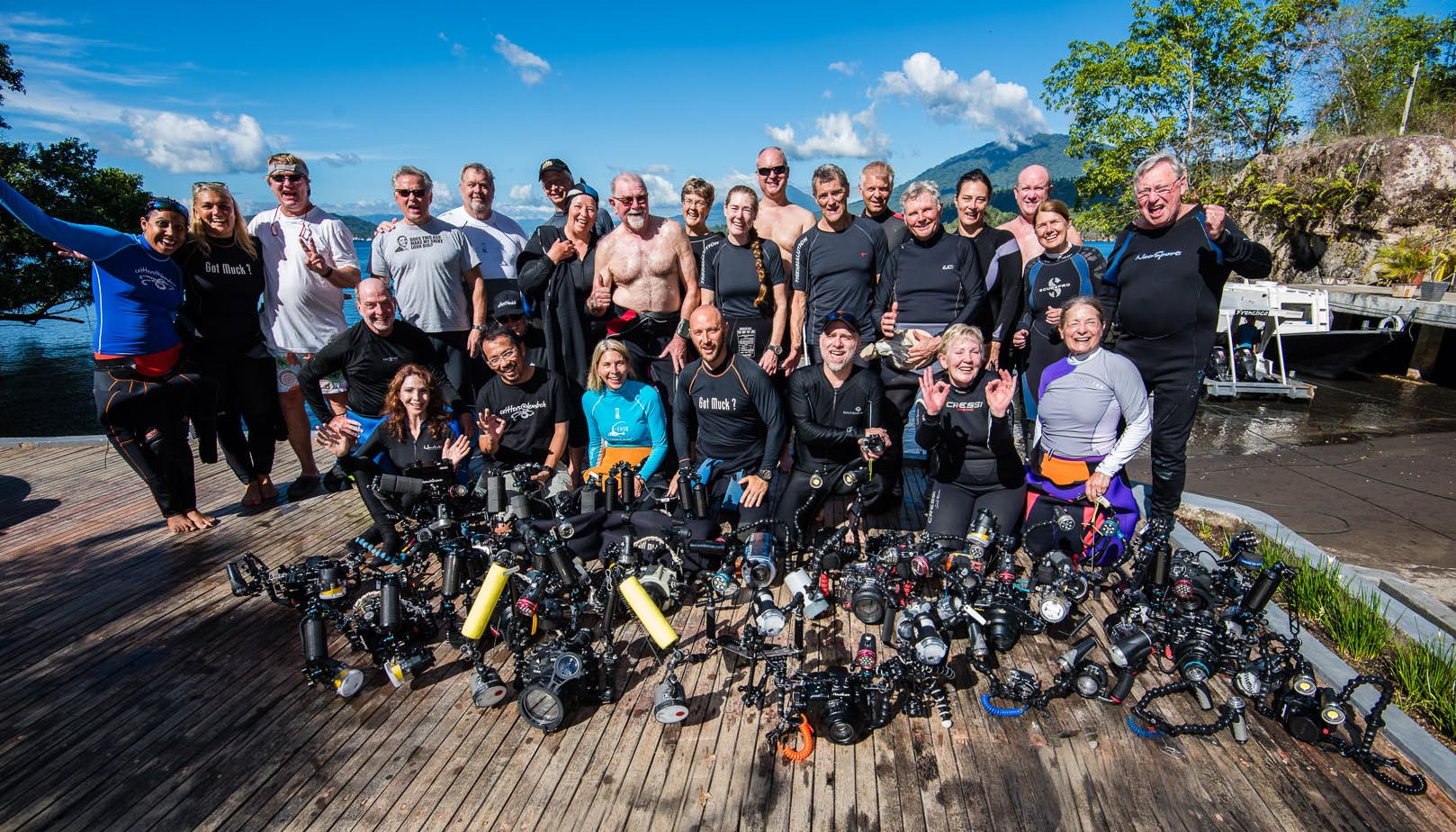 Capturing Critters In Lembeh 2015: A massive Success!