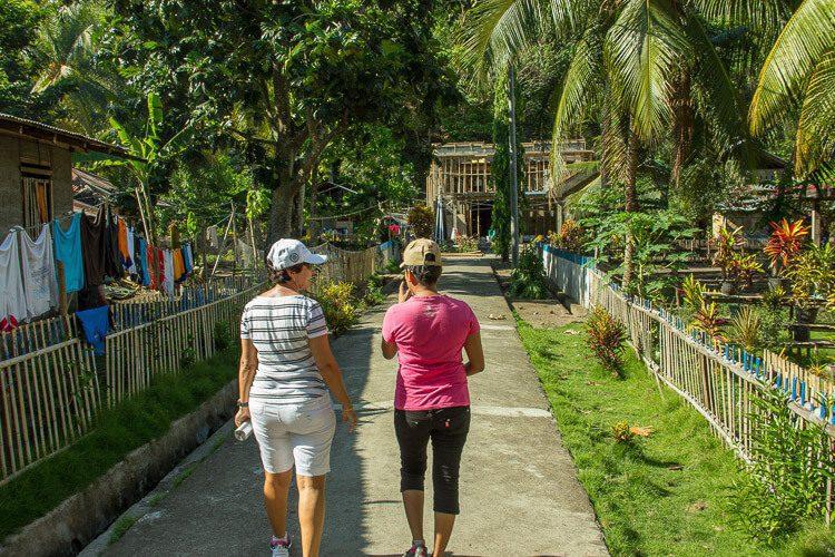 Village Tour in Lembeh Island