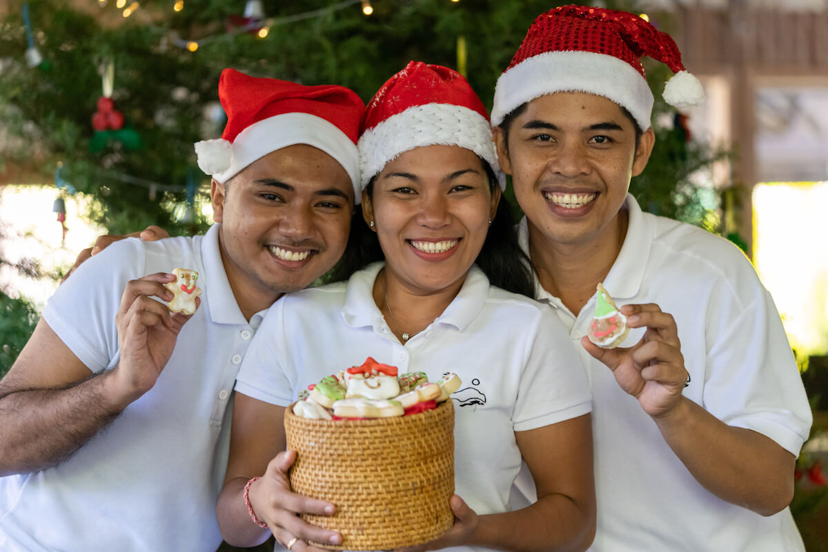 Christmas at Lembeh Resort