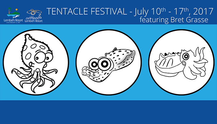 Tentacle Festival July 2017