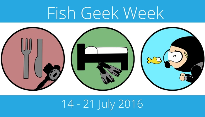 Fish Geeks, mark your calendars!