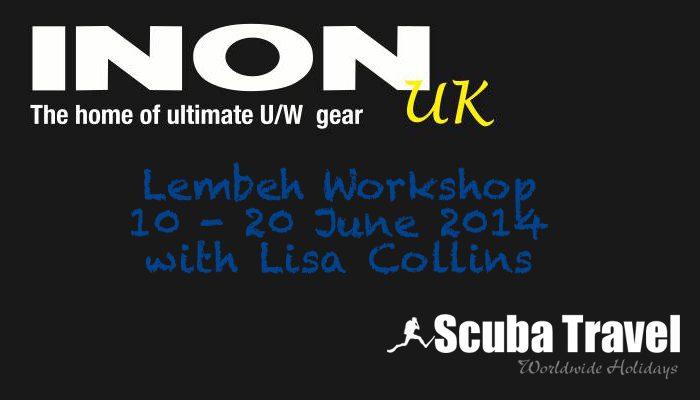 INON UK Underwater Photography Workshop, 10 – 20 June 2014