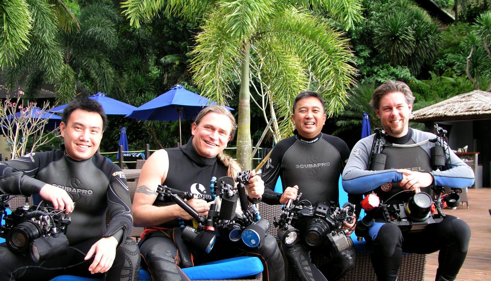 Capturing Critters in Lembeh 2013 Kick-Off