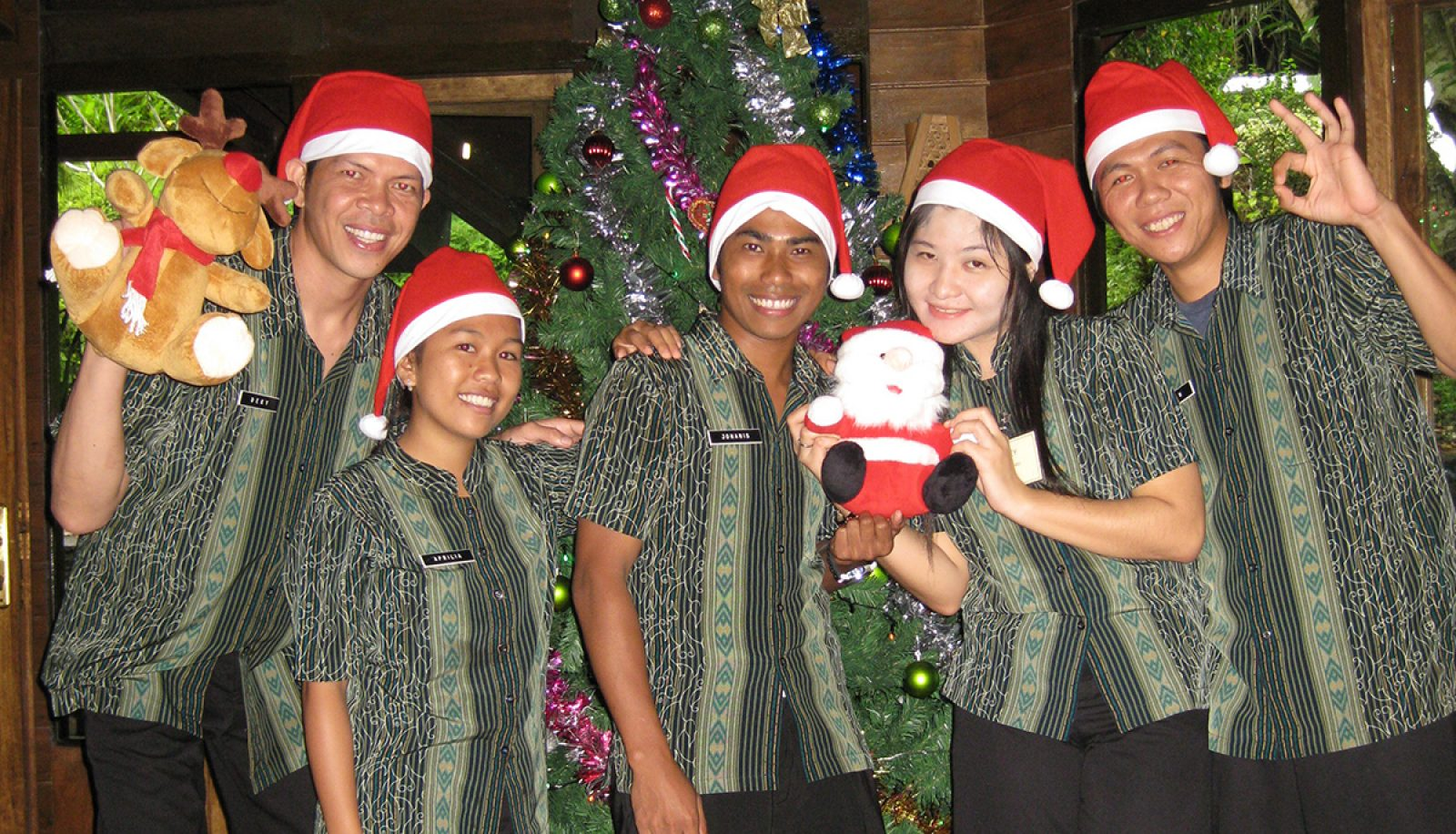 Happy Holidays at Lembeh Resort